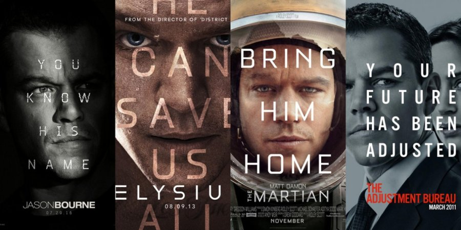 every-matt-damon-poster-is-basically-the-same