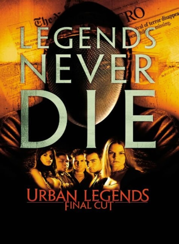 leyenda 2 - poster