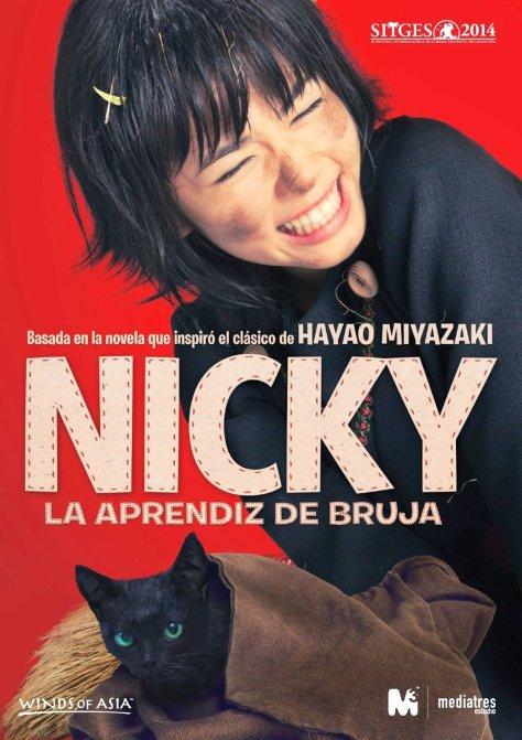 nicky - poster