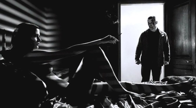 Sin City: A dame to kill for (2014), tarde y mal