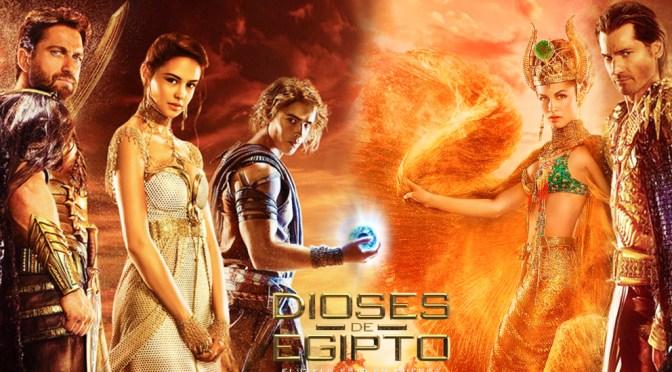 Dioses de Egipto (2016) – enorme pérdida de tiempo