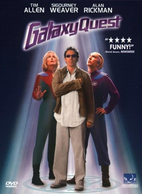 Héroes fuera de órbita-poster
