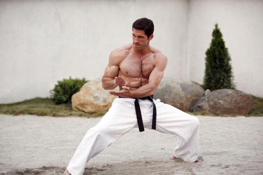 NINJA, Scott Adkins, 2009. ©First Look International