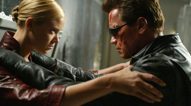 Terminator 3: La rebelión de las máquinas (2003), risas sin gracia