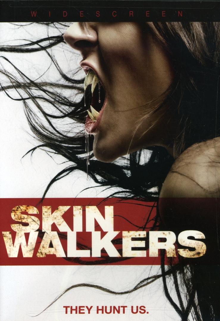 skinwalkers -poster