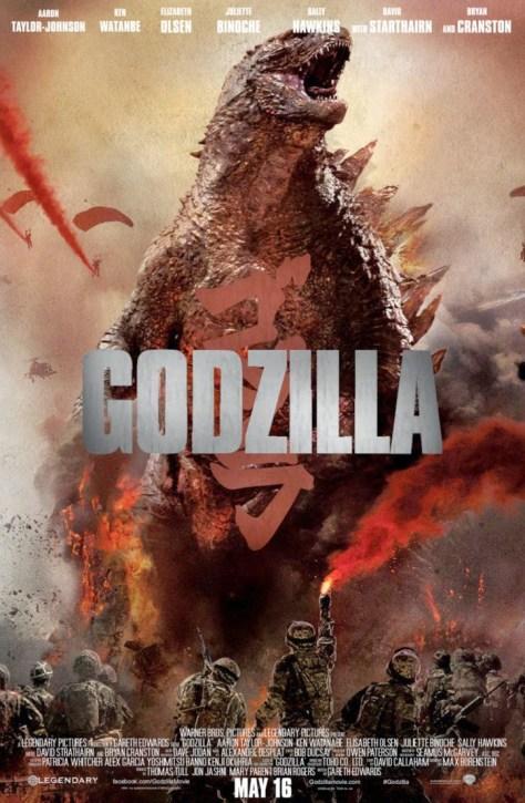 Godzilla -poster