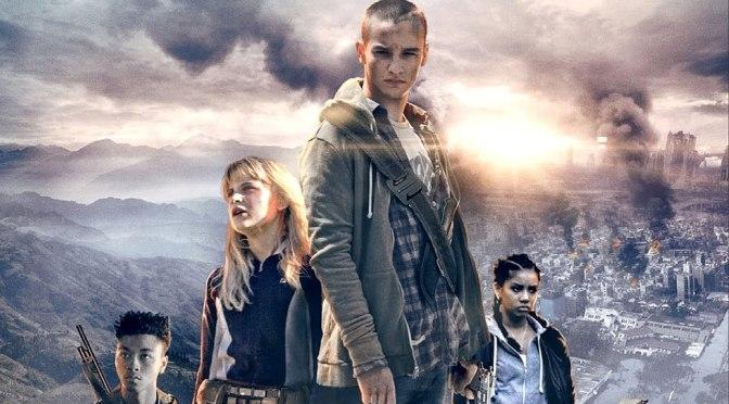 No crezcas o morirás (2015), una de zombies/infectados gabachos