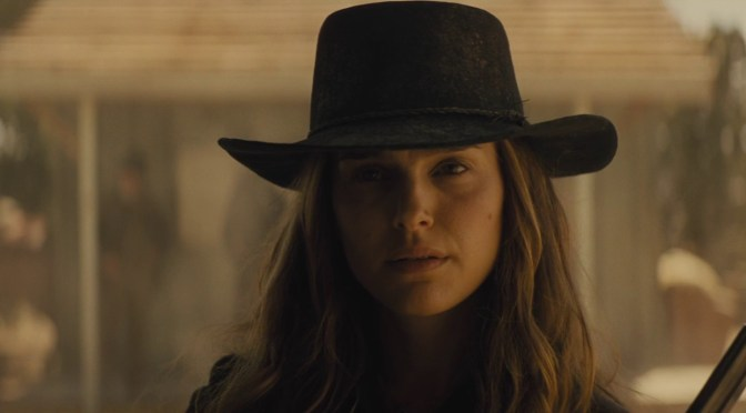 La venganza de Jane (2016), Natalie Portman se va al oeste