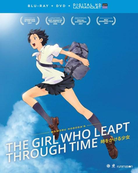 La chica que saltaba a través del tiempo - poster