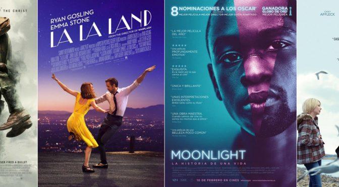 """""""Oscars 2017"""", premios y resultado de la porra"""