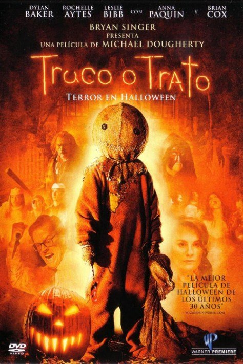 Trick or Treat -poster