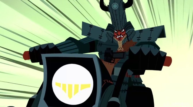 Samurai Jack (2017), this is the end, my friend
