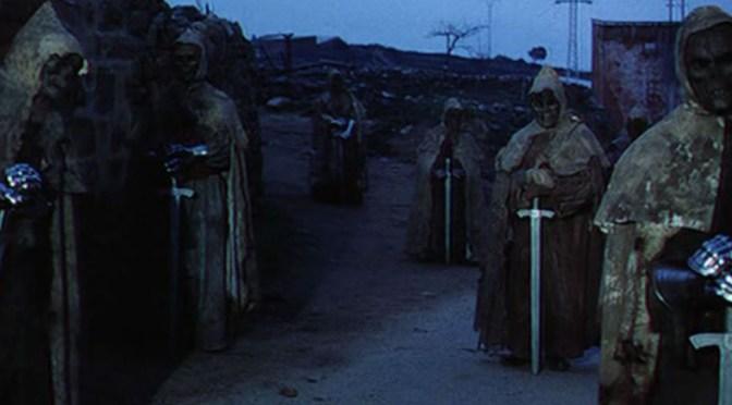 El ataque de los muertos sin ojos (1973), Templarios zombies 2 de 4