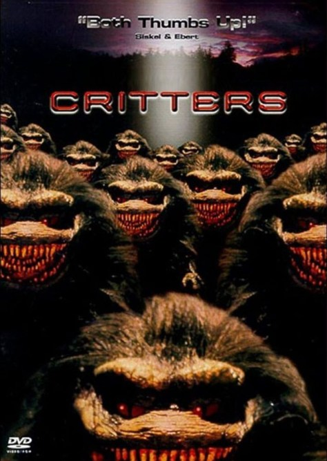Critters - poster