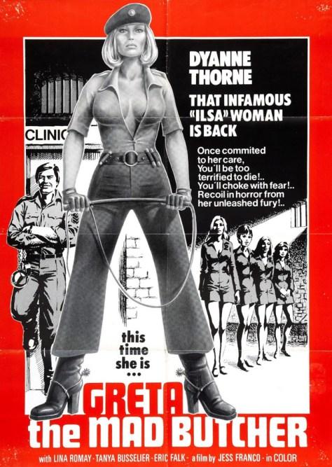 Greta, Haus ohne Männer - poster
