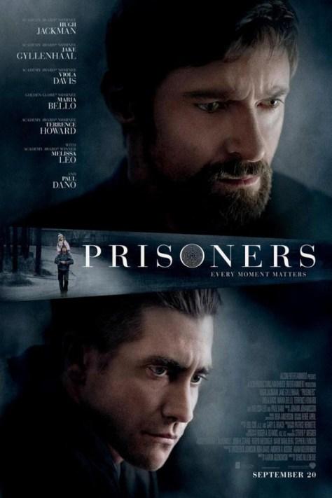 Prisioneros - poster