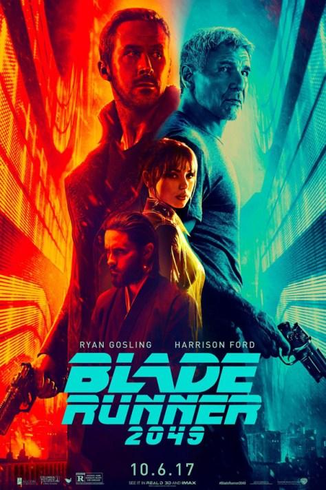 Blade Runner 2049 - poster