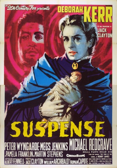 Suspense - poster