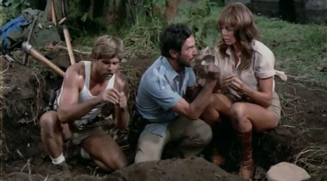 El tesoro de la selva perdida (1985), diamantes de sangre