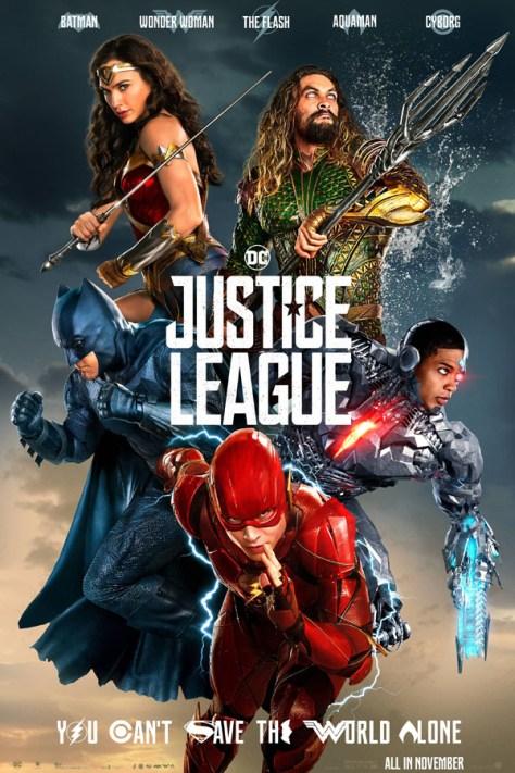 Liga de la Justicia - poster