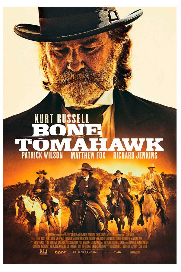 Bone Tomahawk -  poster