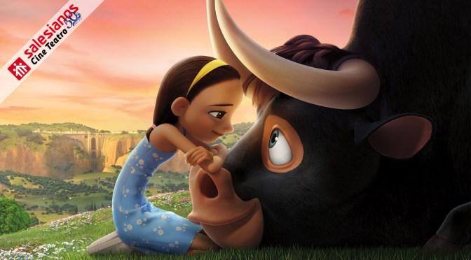 Ferdinand (2017), pelea y muere, o ríndete y muere…