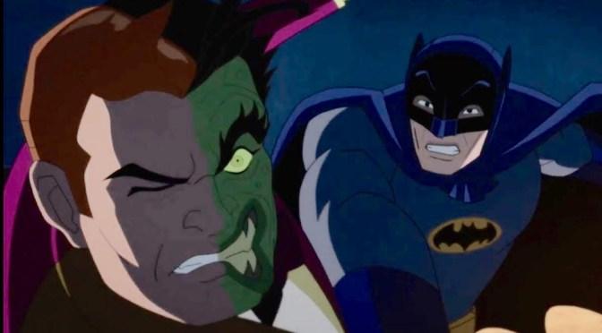 Batman vs Dos Caras (2017) – trío de ases