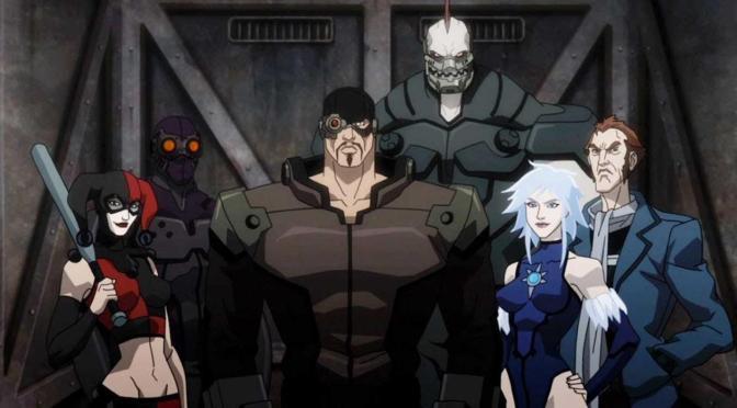 Batman: Asalto en Arkham (2014) – genialidad