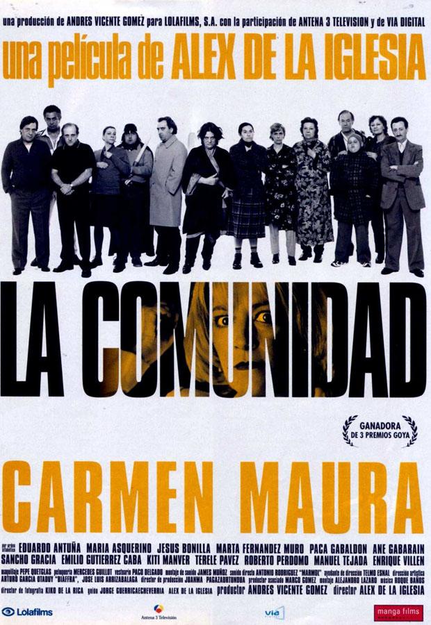 La Comunidad - poster