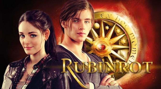 La última viajera del tiempo: Rubí (2013), la chica de la profecía