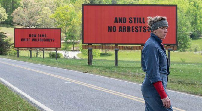 Tres anuncios en las afueras (2017) – empezamos fuertes