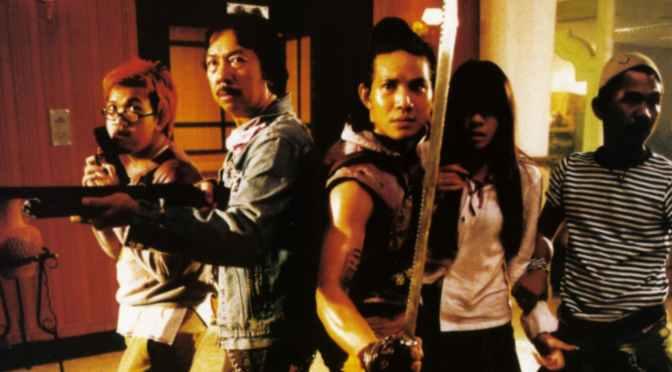 SARS Wars: Bangkok Zombie Crisis (2004), una de zombis de risa que no hace gracia