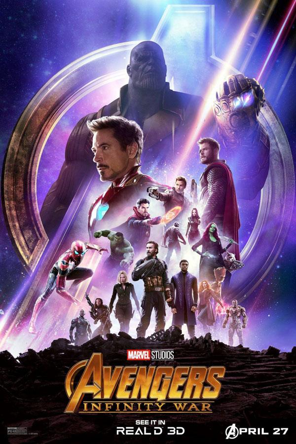 La Guerra del Infinito - poster