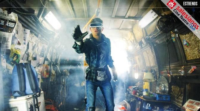 Ready Player One (2018), cine de consumo rápido