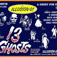 Los 13 fantasmas (1960), el primer cazafantasmas