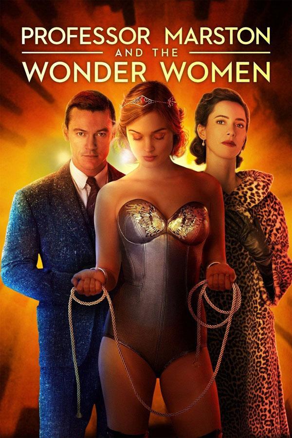 Professor Marston & the Wonder Women - poster