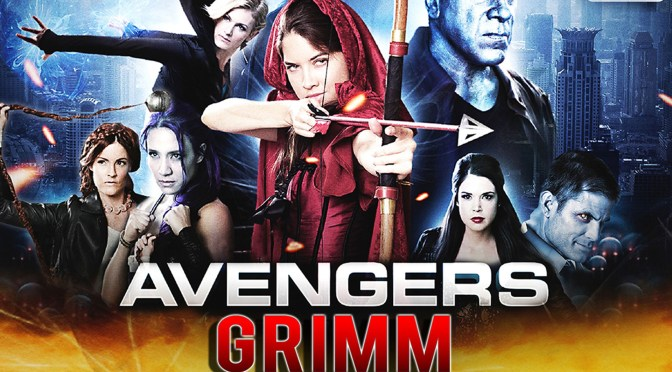 Avengers Grimm (2015), we have a Hulk too
