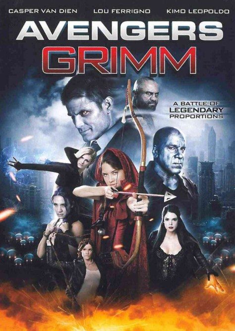 Avengers Grimm - poster