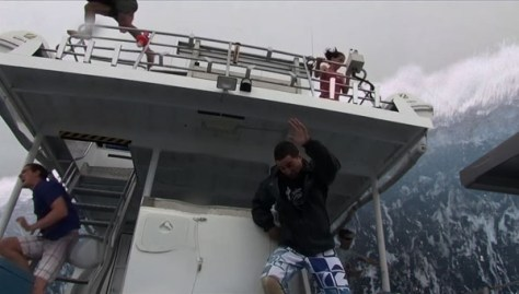 Open Water: Inmersión extrema 01
