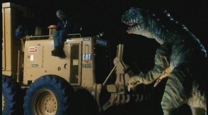 Carnosaurio (1993), el ataque del pollo jurásico