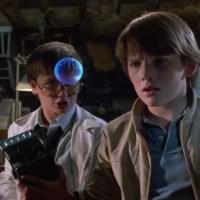 Exploradores (1985), el camino del trueno