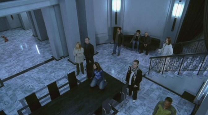 9 extraños (2005), la vida en directo