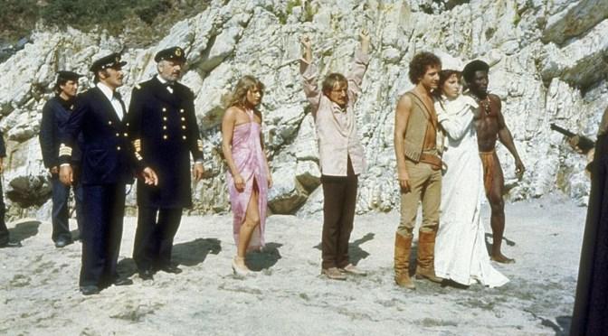 Misterio en la isla de los monstruos (1981), ¡¡con Ana Obregón!!