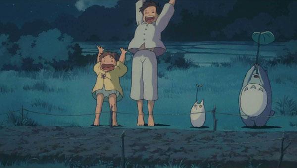 Mi vecino Totoro 02
