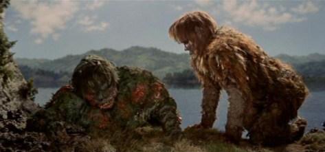 La batalla de los simios gigantes 02