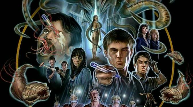 The Faculty (1998), profesores de otra galaxia