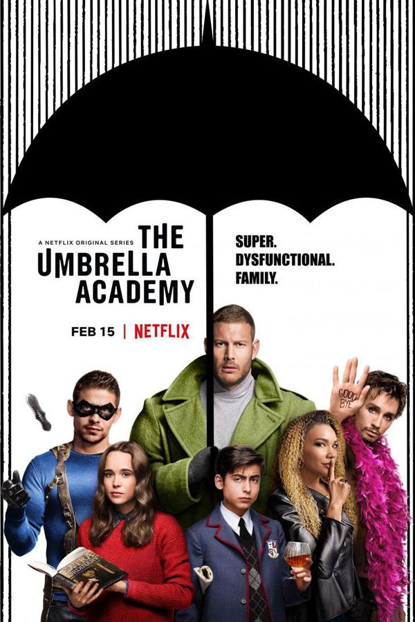 The Umbrella Academy - poster