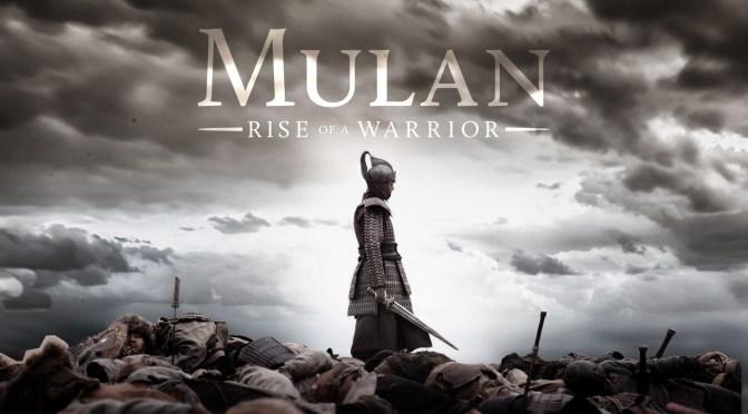 Hua Mulan (2009), con dragón o sin dragón hago siempre lo que quiero…