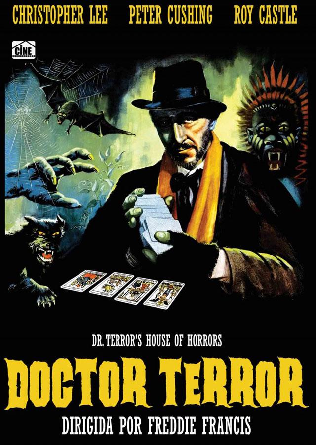 Doctor Terror - poster