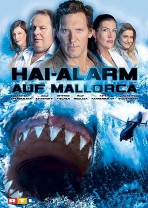 Amenaza en el mar - poster